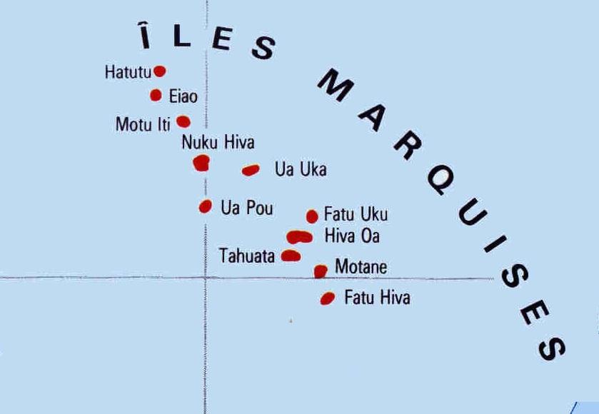 marquises   Voile Polynesie